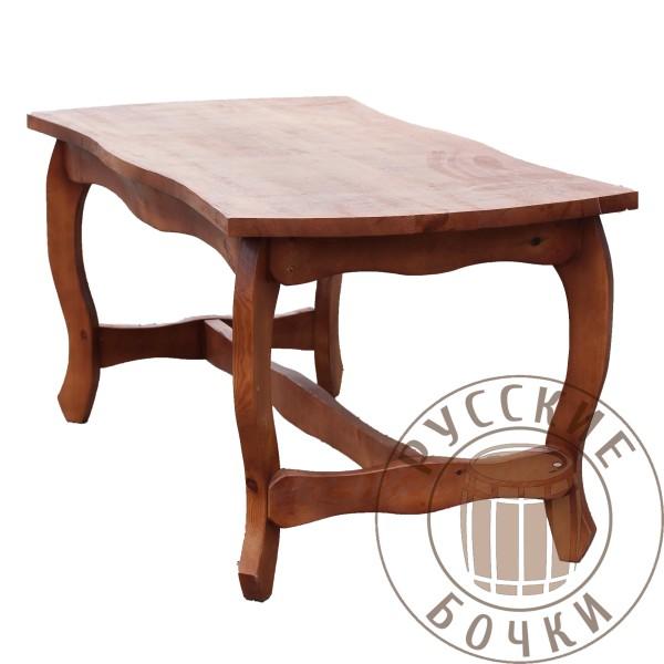 Стол деревянный из массива под старину