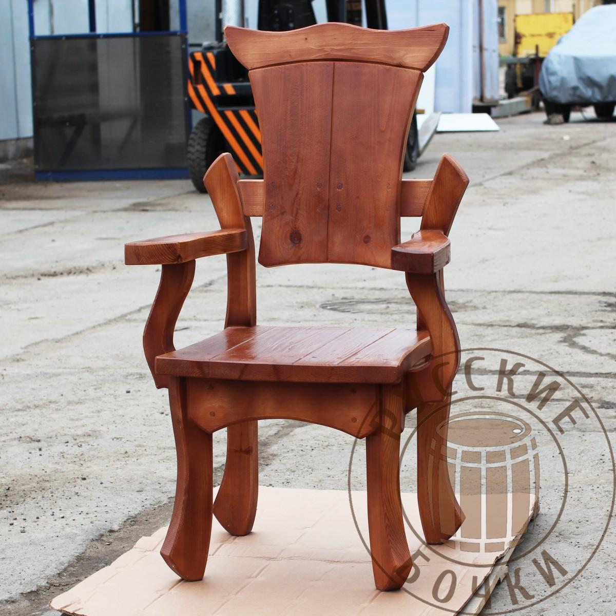 Деревянные стул под старину своими руками 91